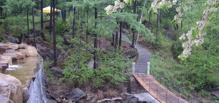 石林大瀑布图片/照片_图片_石林大瀑布_景点_清远旅游