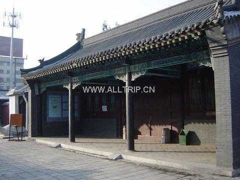 绥远城将军衙署图片 内蒙古绥远城将军衙署景点图片 呼和浩特绥远城