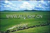 北京到内蒙古、灯笼河草原、西拉沐沦河大峡谷双飞3日旅游