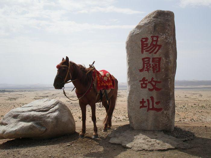 自由自在:敦煌影视城、西千佛洞、阳关、玉门关、雅丹地貌一日游
