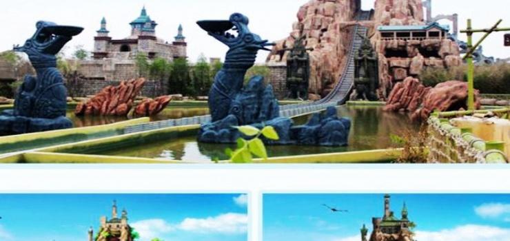 郑州方特欢乐世界一日游