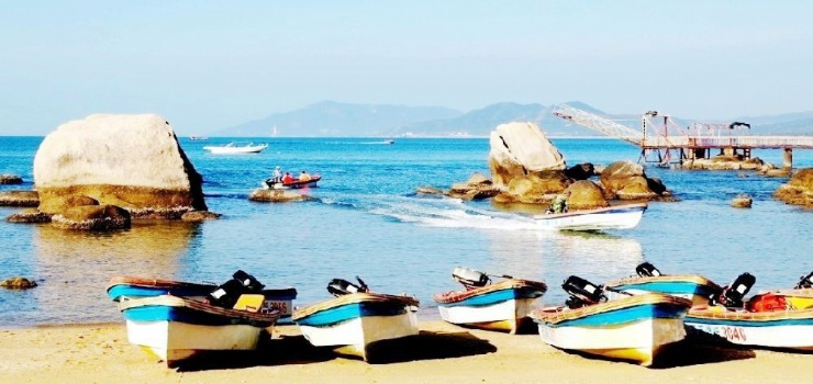 """旅游最热门的景区_逍遥海南""""西西里岛""""深度海景游"""