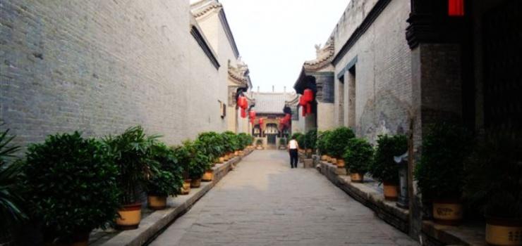 北京到晋祠、五台山、平遥古城、乔家大院双高四日游(高铁06)