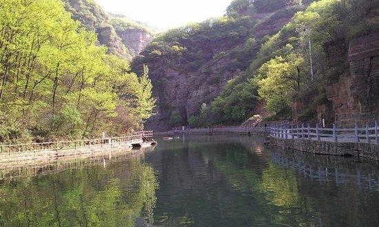 西安--洛阳龙潭大峡谷.皇城相府二日游