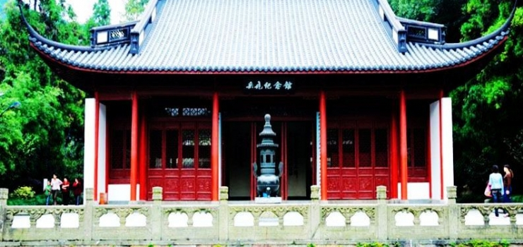 杭州/绍兴/宁波/普陀/上海双卧品质七日之旅