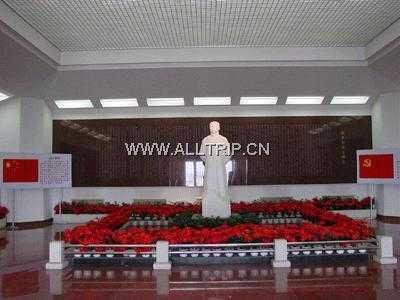 红色旅游 唐山乐亭李大钊纪念馆 浅水湾 月坨岛双汽二日游