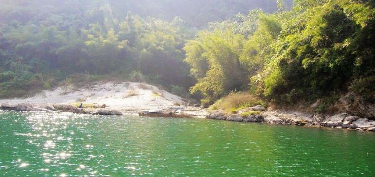 融水贝江风景区