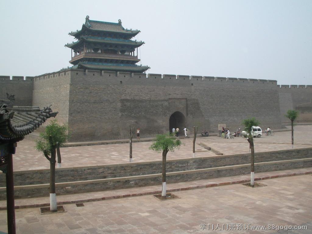 北京到晋祠、绵山、平遥古城、乔家大院双高三日游(高铁-02)