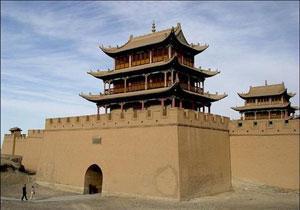 北京到甘肃、青海、宁夏、沙湖、沙坡头、日月山、莫高窟四卧十日