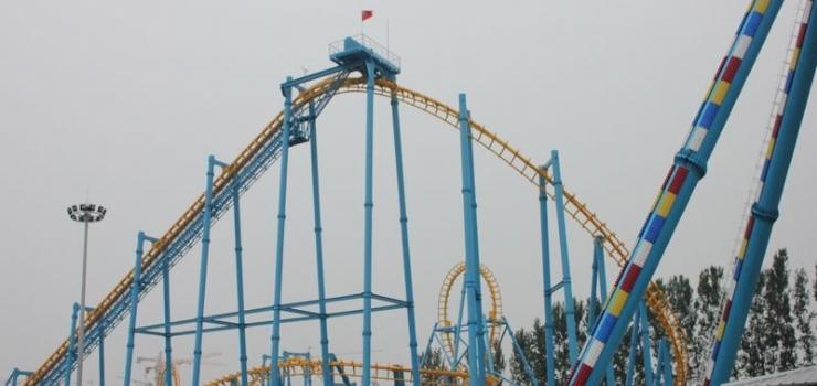 蟹岛嘉年华游乐园