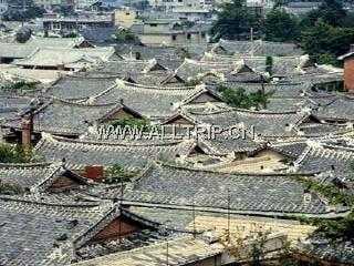 韩国旅游线路:景福宫、青瓦台、南山韩屋村、首尔N塔5日旅游