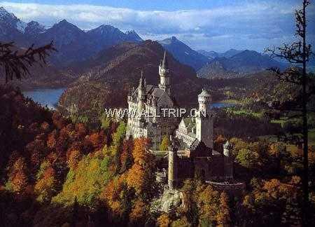 北京到法国、瑞士、意大利、德国、奥地利、梵蒂冈12天旅游