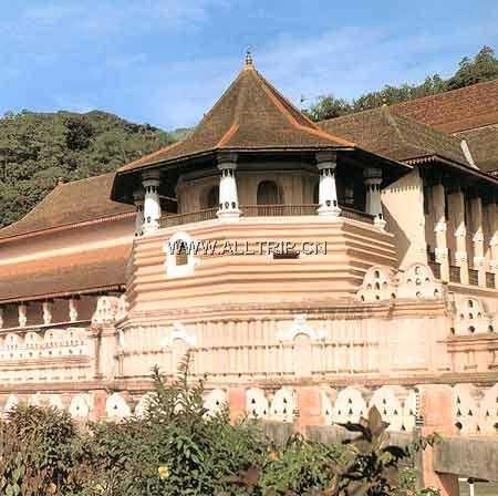 斯里兰卡旅游:宾纳瓦拉、西格里亚、丹布勒、大象孤儿院6日旅游