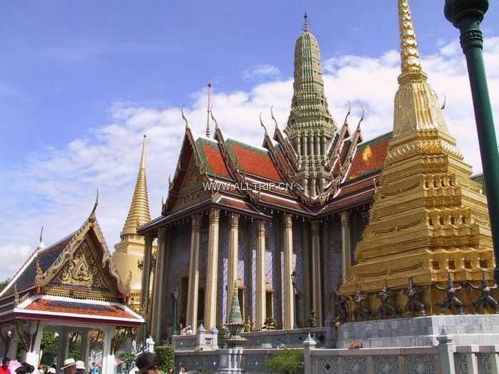 东莞出发去泰国曼谷+芭提雅+沙美岛六天之旅