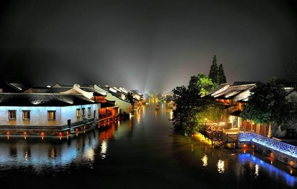 上海出发到杭州 乌镇二日游  上海去杭州 乌镇二日游团