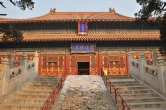 武汉到北京旅游 北京皇城之旅常规双卧6日游