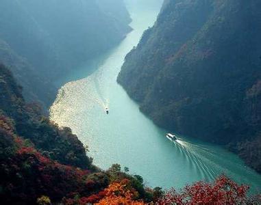 重庆、长江三峡、宜昌双飞五天