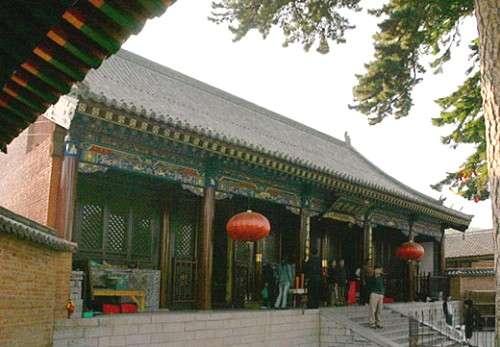 【五台山旅游】北京到五台山旅游|五台山卧动3日游