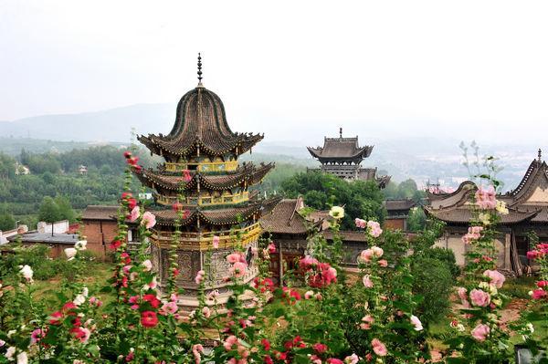 哈尔滨北京青海湖塔尔寺拉萨