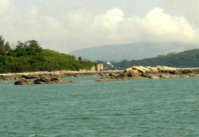 东莞到珠海圆明新园、澳门环岛及台山富都温泉、猛虎峡漂流两日游