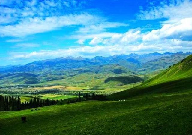 新疆伊犁草原旅游线路-那拉提草原、赛里木湖汽车四日游