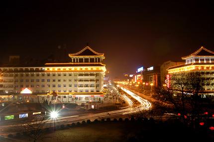 北京到西安东线、西线、北线、市内双卧7天