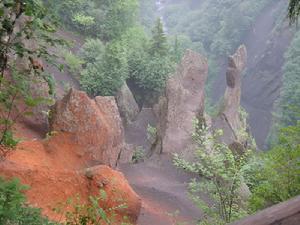 承德去吉林、松花湖、朝鲜族民俗村、魔界、长白山五日游