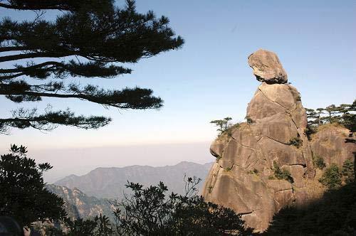 杭州到三清山旅游报价_三清山、天梁风景区二日游品质之旅