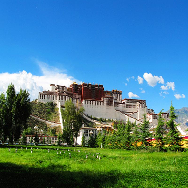 9月宁波西藏拉萨、纳木措、林芝、日喀则、珠峰四飞十日游H6