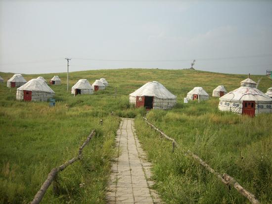 A1线-贡格尔草原、蒙古风情园、阿斯哈图石林、蒙汗民族文化园