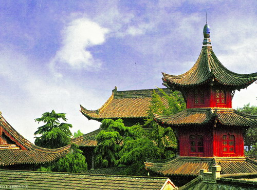 山西太原、大寨、佛教圣地五台山、壶口瀑布、平遥古城全景七日游