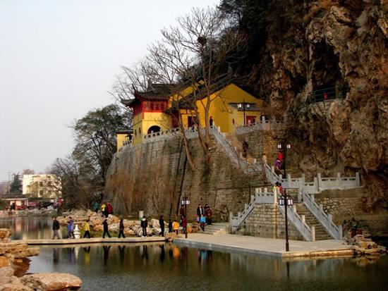 春节宁波到南京旅游宁波出发到南京中山陵长江大桥总统府二日G