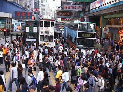 上海出发到香港 香港自由行4天3晚/含往返机票+3晚市区酒店