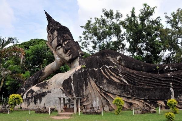 老挝清新休闲四飞六天游