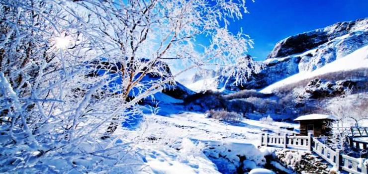 吉林雾凇岛长白山激情滑雪万达小镇双飞五日>北国小调