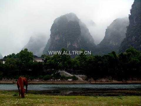 西安到桂林旅游 桂林旅游  桂林旅游攻略 漓江风光旅游