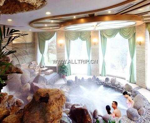上海到武义清水湾沁温泉、八卦村、地下长河精品温泉二日游(4星住宿)