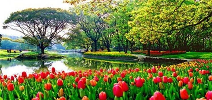 无锡梅园横山风景区