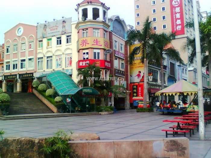 东莞东城旅游景点_