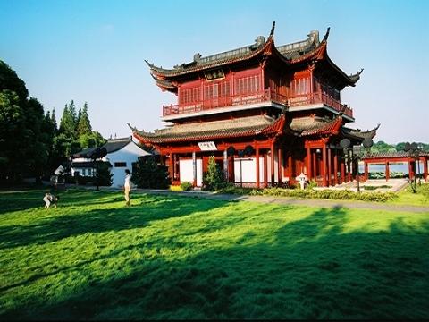 华东旅游线路:南京中山陵、扬州瘦西湖、镇江金山寺双卧5日旅游