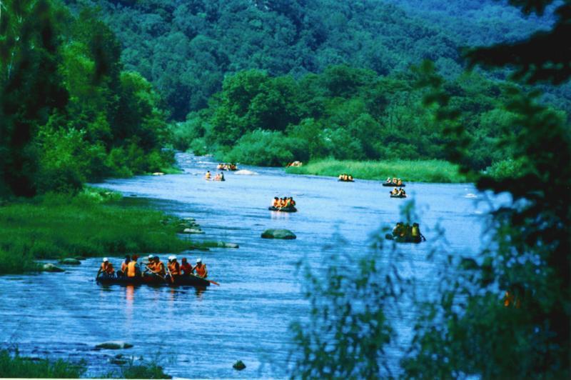 哈尔滨去巴兰河漂流二日游报价 去巴兰河漂流能漂多长时间