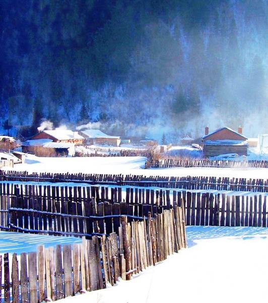 春节雪乡穿越多少钱 哈尔滨东升穿越雪乡三日游报价 雪谷穿越