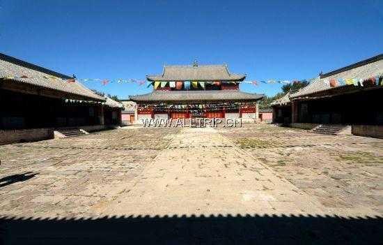 北京到内蒙旅游报价:锡林郭勒多伦原生态草原双汽三日游