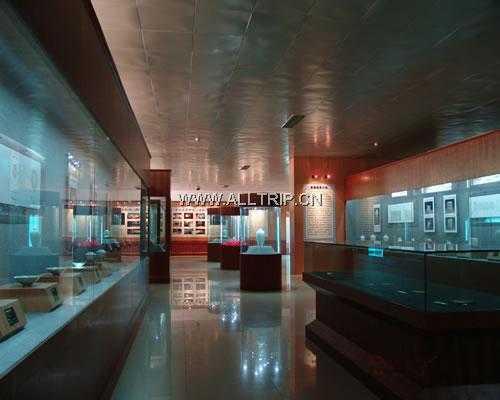 中国宋瓷博物馆图片 四川中国宋瓷博物馆景点图片 遂宁中国宋瓷博物