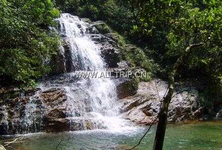广东最美的大峡谷、天门沟、树上温泉两日游