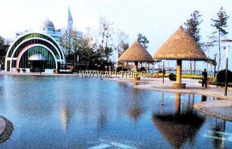 环岛公园图片/照片_图片_环岛公园_景点_威海旅游