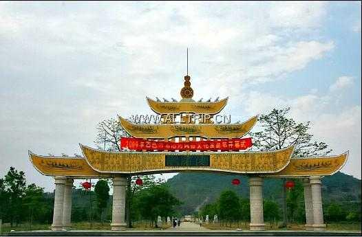 杭州出发巴马长寿乡、德天跨国瀑布、百色红色桂西双卧八日游