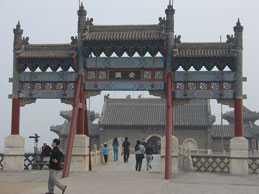 北京到北戴河 山海关 老龙头 碧螺塔吧 火车团两日游