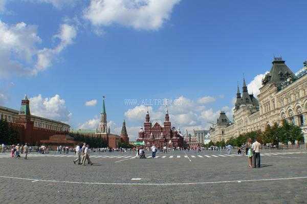 北京到欧洲十三日游:俄罗斯大全景8国13日游