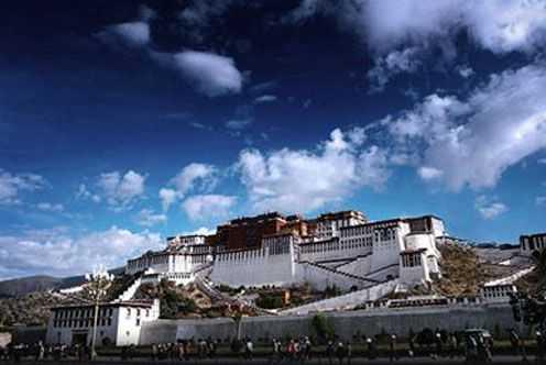 石家庄到西藏旅游|青藏高原全景:青海湖、拉萨、林芝3卧13日
